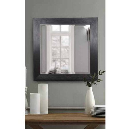 Better Homes and Gardens Square Sawyer Beveled Mirror