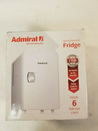 admiral Handy Mini Fridge and Food Warmer