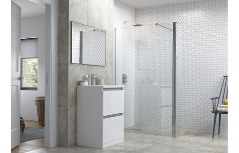 Reflexion Flex Wetroom Panel, Support Bar & 300mm Rotatable Panel *options available*
