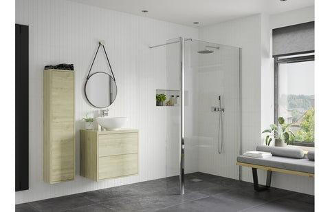 Reflexion Iconix Wetroom Panel, Support Bar & 300mm Rotatable Panel *options available*