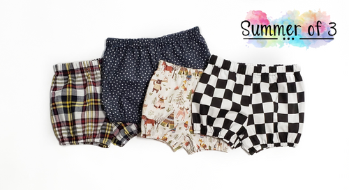 Grab Bag Bloomers *Boys*