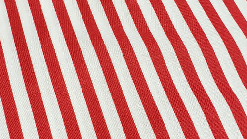 Red • White Strips