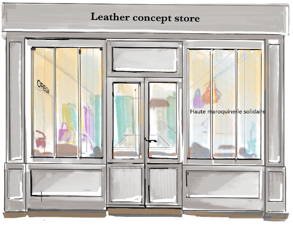 Leather Concept Store - Paris