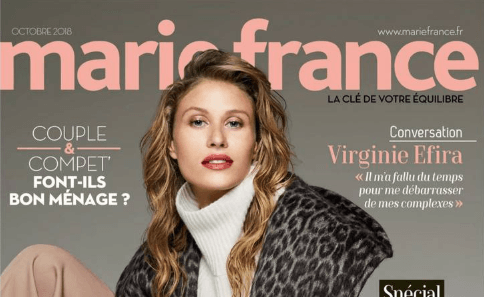 "Marie France: ""Those brands you're willing to (re)spend your money on"""