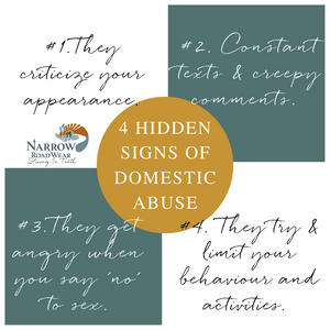 4 Hidden Signs of Domestic Abuse