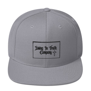 Living In Truth Co.- Snapback Hat