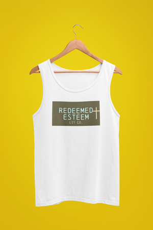 Redeemed Esteem- Ladies Tank Top