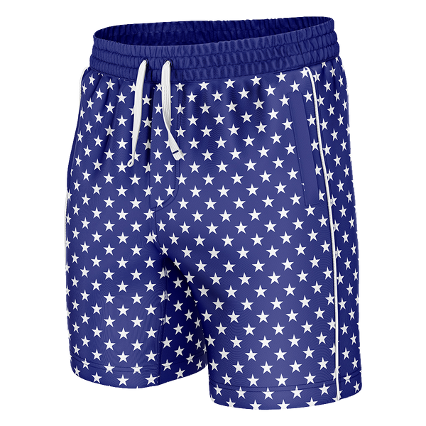 American Stars Swim Trunks