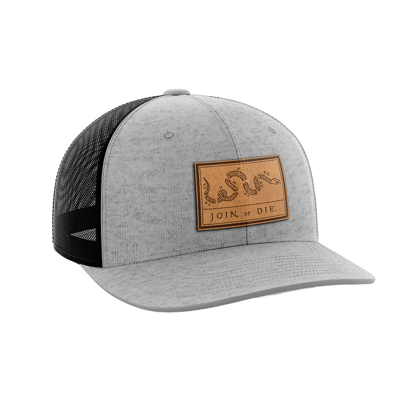 Join Or Die Flag Hat