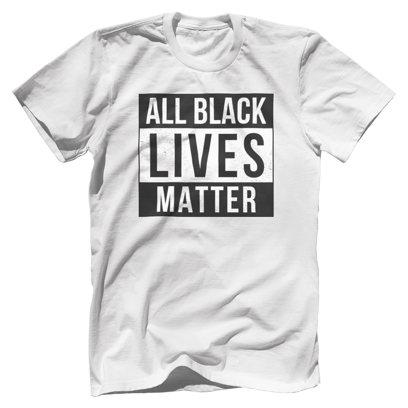 All Black Lives Matter Tee