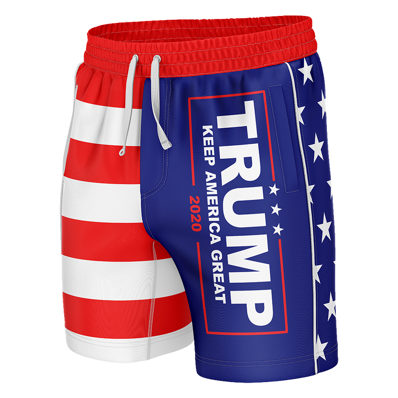 Trump 2020 Swim Trunks