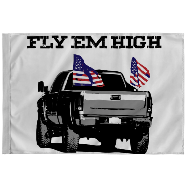 Fly Em High Flag