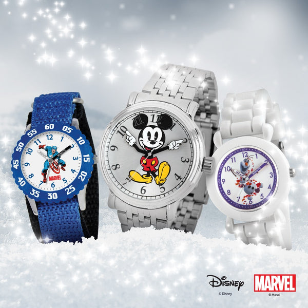 Disney and Marvel Character Watches