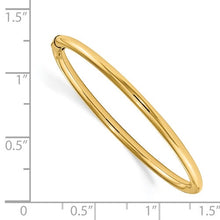 Load image into Gallery viewer, 14k Gold Baby Bangle