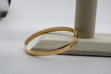 Load image into Gallery viewer, 14k Yellow Gold 6mm Slip On Round Bangle, from 302 Fine Jewelry Collection
