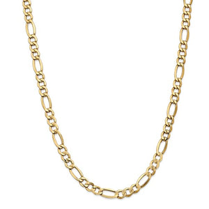 14k Gold Figaro Link Chain