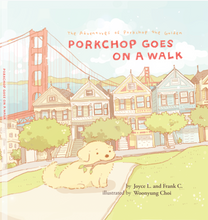 Load image into Gallery viewer, Porkchop's Illustrated Hardcover Book - 40% OFF!