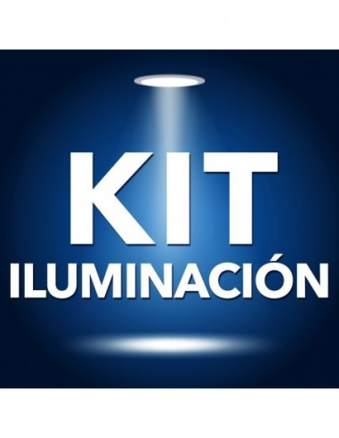KIT 600 W BOLT + REFLECTOR STUCO + PURE LIGHT HPS 600 W BLOOM