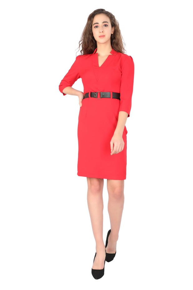 Red Formal Dress