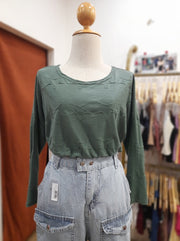 Casual Loose Top - Addery.co.in