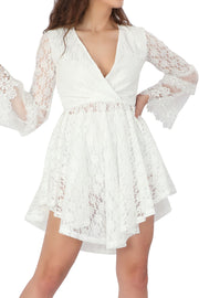 Lace Dress - Addery.co.in