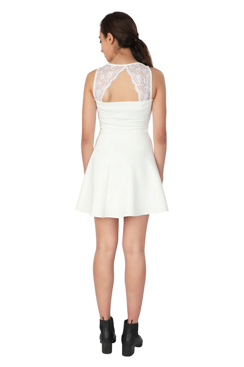 Skater Dress - Addery.co.in