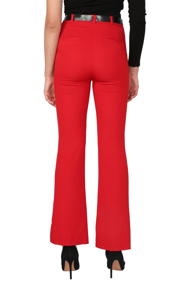 RED Formal Pants