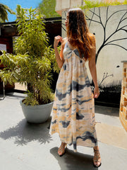 Halter Beachy Dress