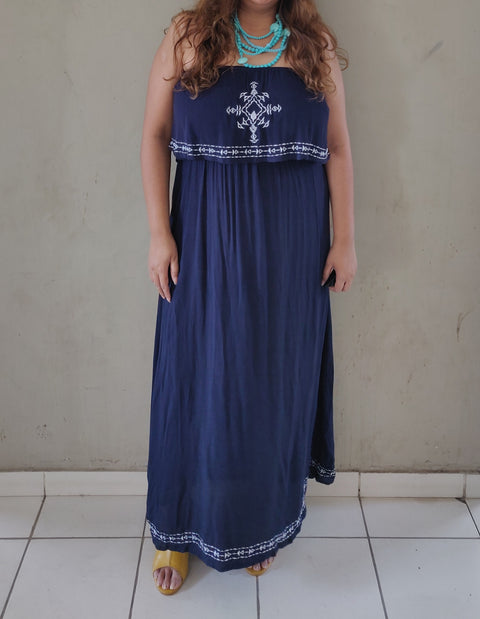 Bohemian Gown - Addery.co.in