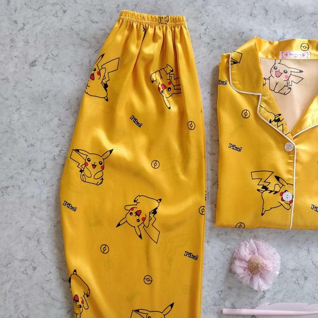 Pokemon Print Nightwear