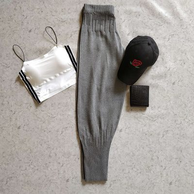 Baggy Knit Pants