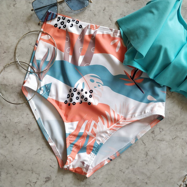 Neon Ounce Swimsuit