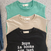 Boys In Books Casual Top