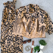 Cheetah Print Co-ord