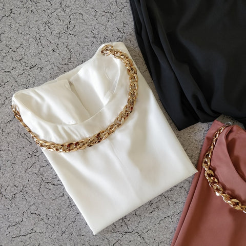Vincent Chain Top