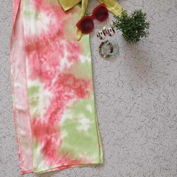 Tie Dye Tube Co-ord