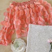 Bandage Sequin Skirt