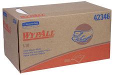 Wypall L10 White Cleaning Wipes