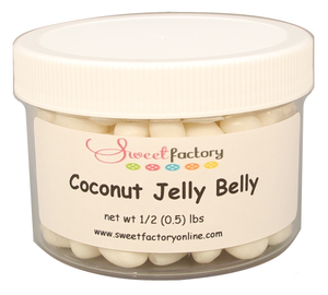 Coconut Jelly Belly