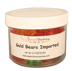 Gold Bear Imported