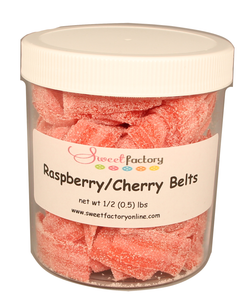 Raspberry Cherry Sour Belt