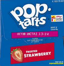 Load image into Gallery viewer, Pop tarts Frosted Strawberry