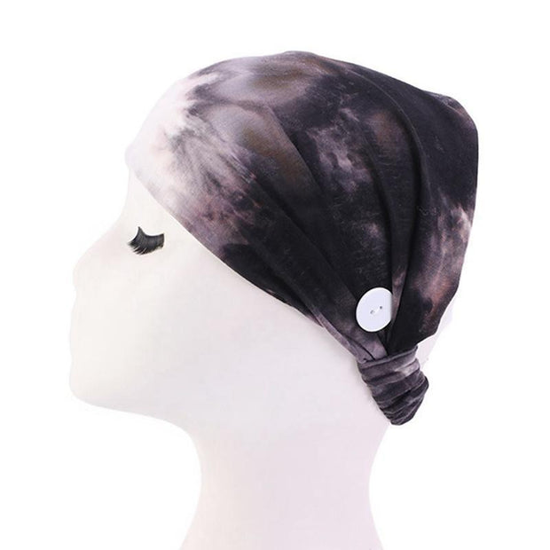Dry Wide Women Wrap Hairband