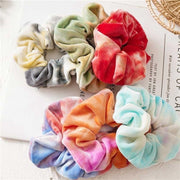 Dyed Velvet Hair Accessories