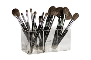Complete Brush Set Including Clear Acrylic Organiser