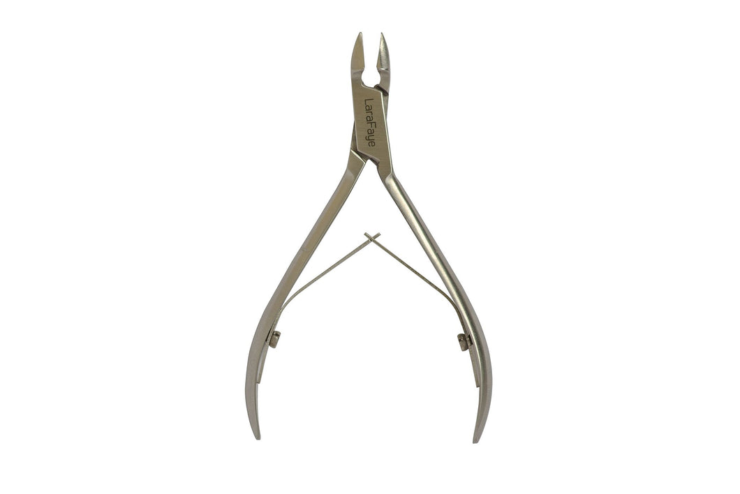 Double Spring Small Cuticle Nipper