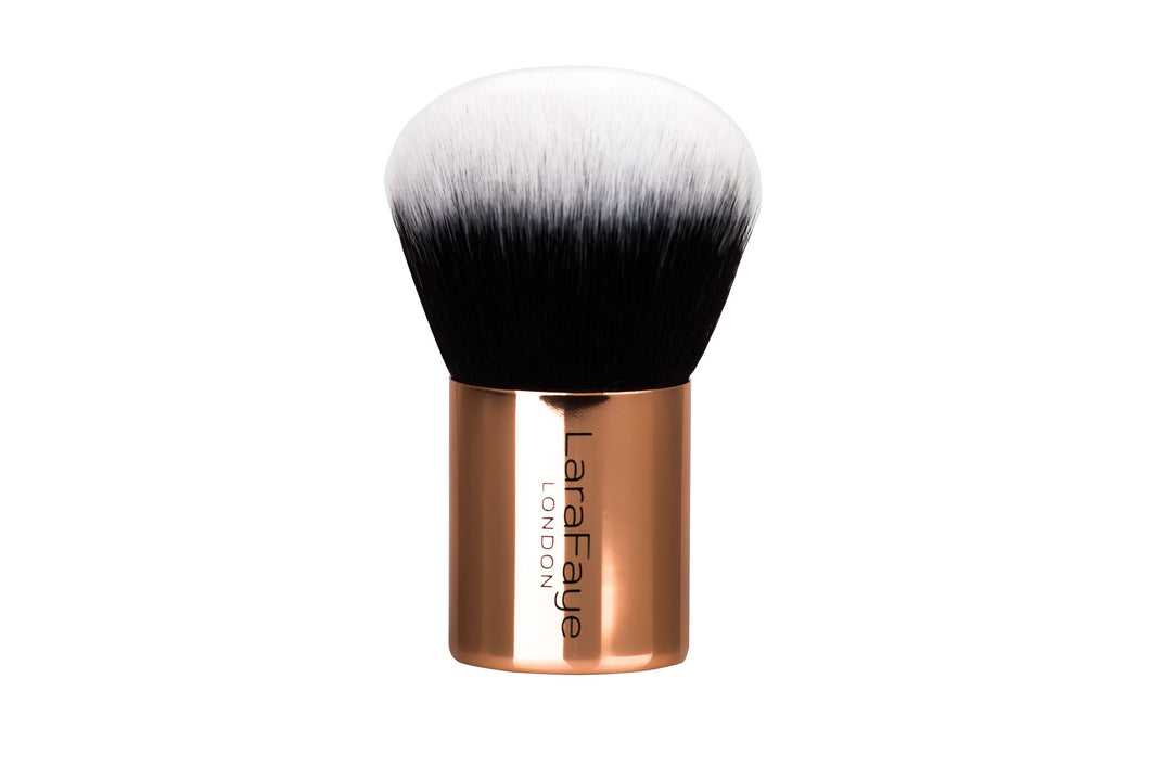 Kabuki Brush - (Rose Gold)