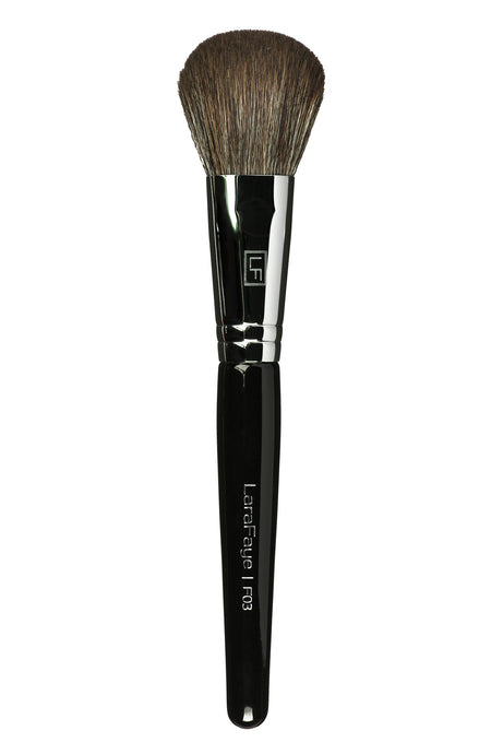 Small Powder/Blush Brush (F03)