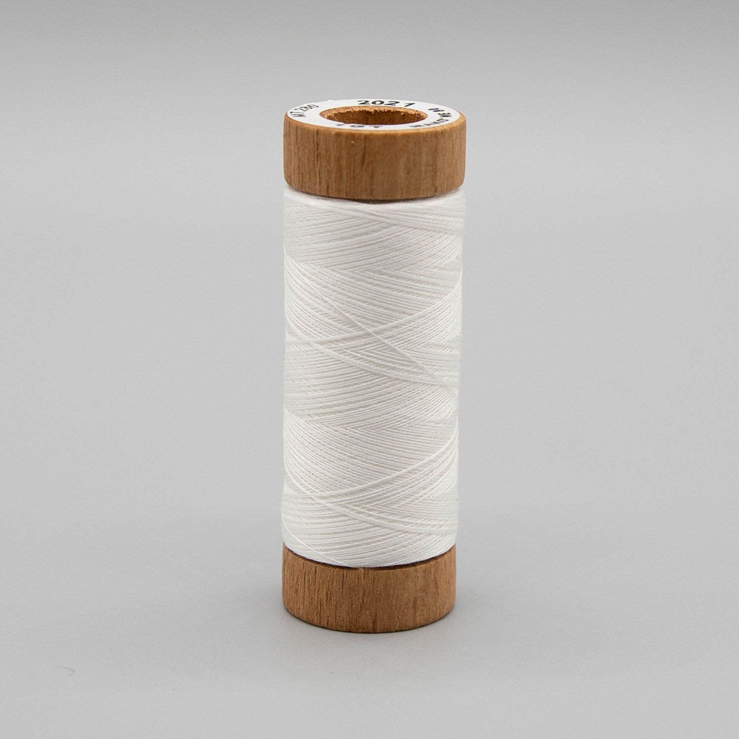 Natural White Cotton Thread 80/2
