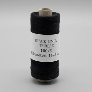 100/3 Linen Thread - Large Spool
